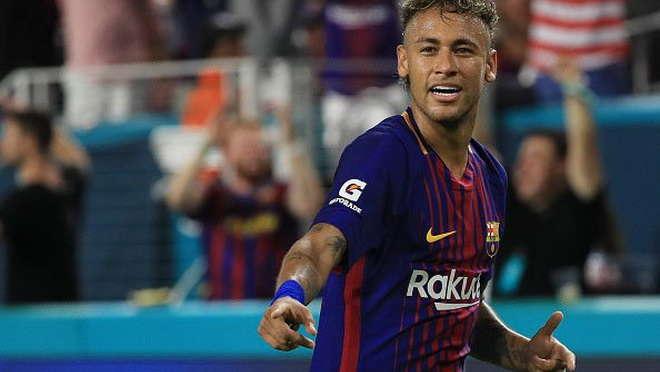 Neymar có thể rời PSG Hè này