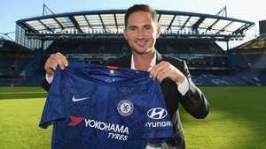 Frank Lampard chính thức trở thành tân HLV trưởng của Chelsea