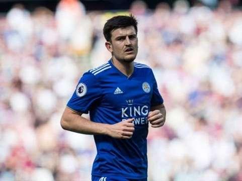 MU đang theo đuổi trung vệ Harry Maguire của Leicester