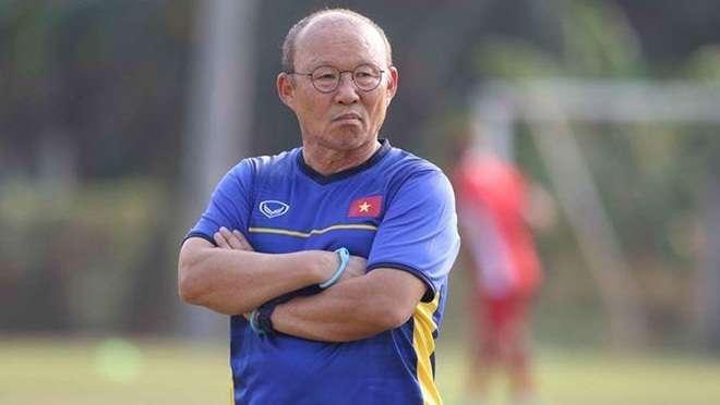 HLV Park Hang Seo cần phải có những tính toán chi tiết cho từng trận đấu