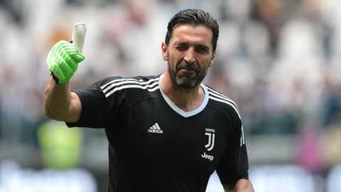 Buffon trở lại Juve trong ngày tháng cuối cùng của sự nghiệp