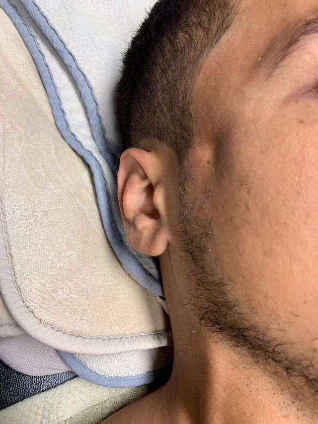 Xương sọ của Mohamed El-Munir bị nứt sau pha va chạm với Ibrahimovic