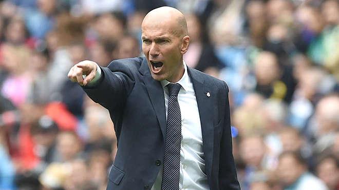 Mùa bóng này chắc chắn sẽ khó khăn bội phần cho Zidane, khi Real Madrid được tái thiết