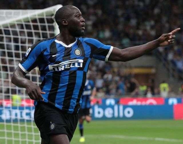 Lukaku ghi bàn trong trận ra mắt Inter