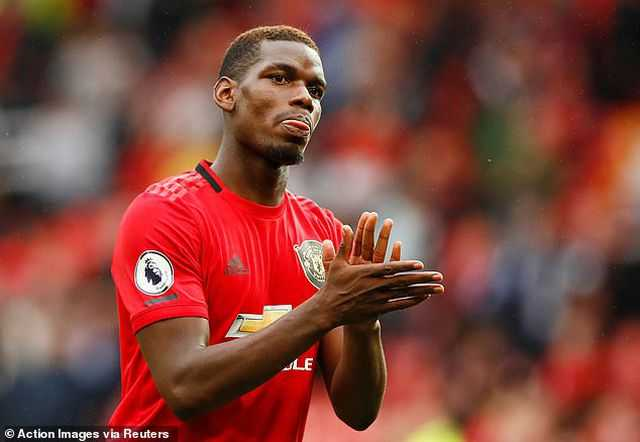Pogba khẳng định tương lai ở Man United