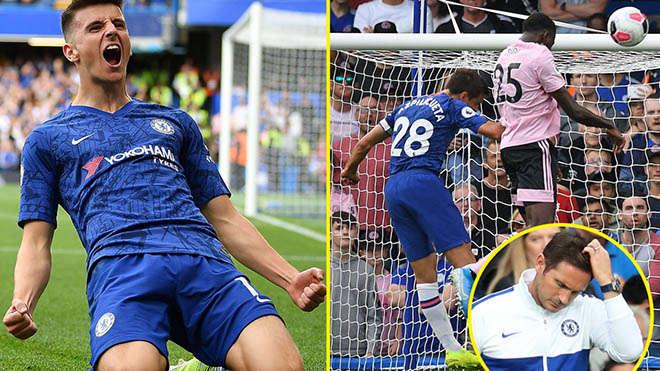 Theo Lampard, trận hòa 1-1 trước Leicester còn khó nuốt trôi hơn khi thảm bại 0-4 trước MU