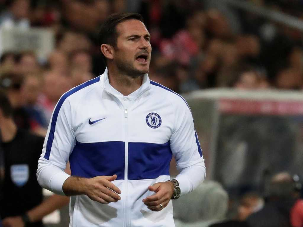 """Frank Lampard: """"Trận hòa trước Leicester còn khó nuốt hơn thảm bại trước Man United"""""""