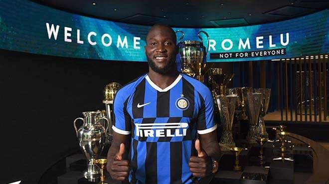 Lukaku ra mắt Inter Milan