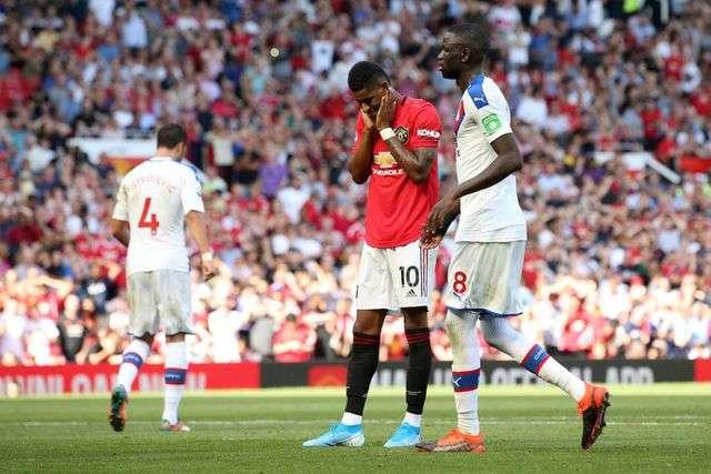 Rashford gây thất vọng nhất khi lạc lõng ở Old Trafford