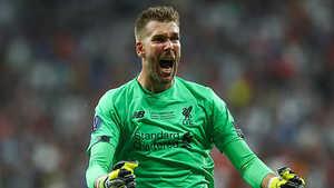 """Liverpool """"cười ra nước mắt"""" sau chấn thương lãng xẹt của thủ thành Adrian"""