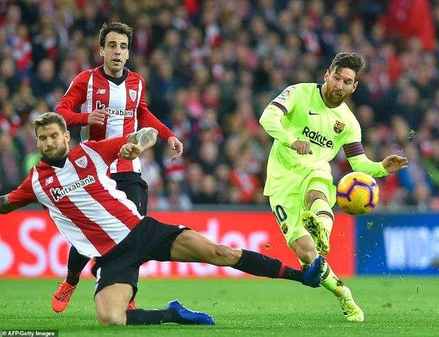 Lionel Messi vẫn là niềm hy vọng lớn nhất của Barcelona