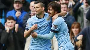Man City: Hãy tận hưởng mùa giải cuối cùng mà Aguero và David Silva chơi bên nhau