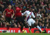 Man Utd vs Crystal Palace: Mục tiêu phải thắng