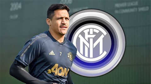 Nóng: Alexis Sanchez đồng ý đến Inter Milan theo hợp đồng cho mượn