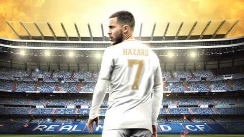Hazard và sứ mệnh tìm lại sức hấp dẫn ở La Liga