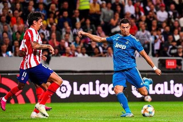 C.Ronaldo vẫn sung sức ở tuổi 34