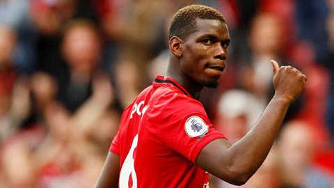 Nếu mất Pogba, Man United sẽ sụp đổ