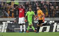 Wolves 1-1 MU: Vấn đề nằm ở Pogba