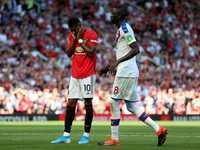 Thất bại trước Crystal Palace, toàn đội Man United đều phải chịu trách nhiệm