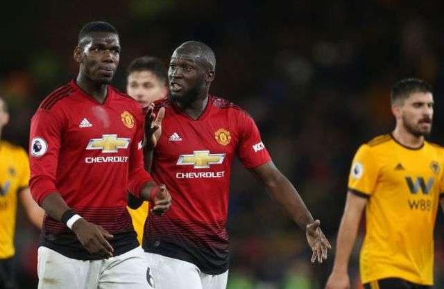 Pogba, Lukaku đều trải qua một mùa giải khó khăn ở Old Trafford