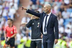 HLV Zidane đối mặt với vấn nạn chấn thương ở Bernabeu