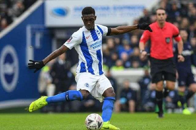 Yves Bissouma sẽ không thể ra sân vì chấn thương