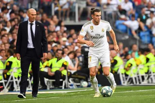 Zidane đã không còn hắt hủi Gareth Bale
