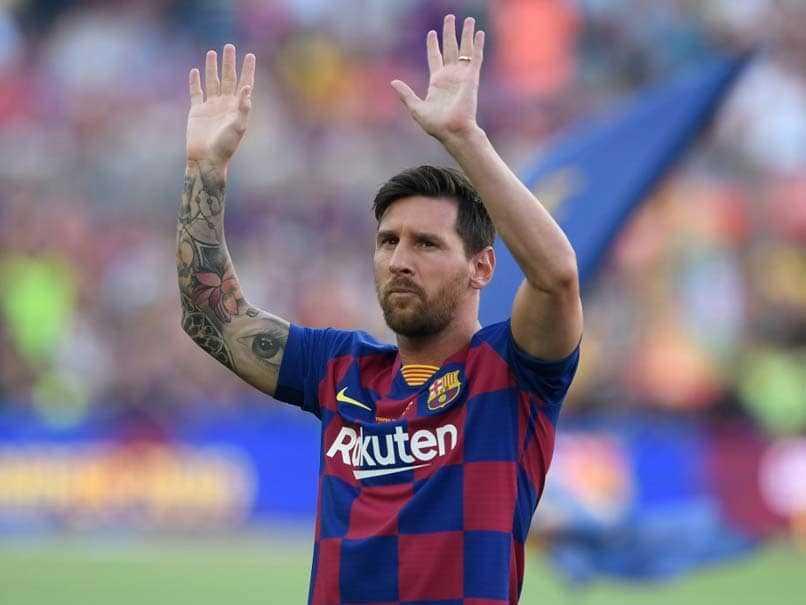 Vấn đề của Barca: Đã có chuyện gì xảy ra với Messi?