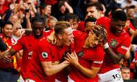Nếu như cải thiện được số cơ hội, Man United sẽ trở thành một đội bóng khác