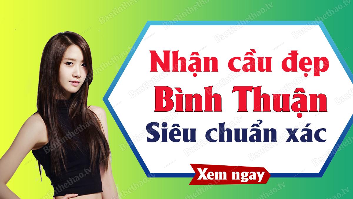 Dự đoán XSBTH 3/10/2019 - Soi cầu dự đoán xổ số Bình Thuận ngày 3 tháng 10 năm 2019