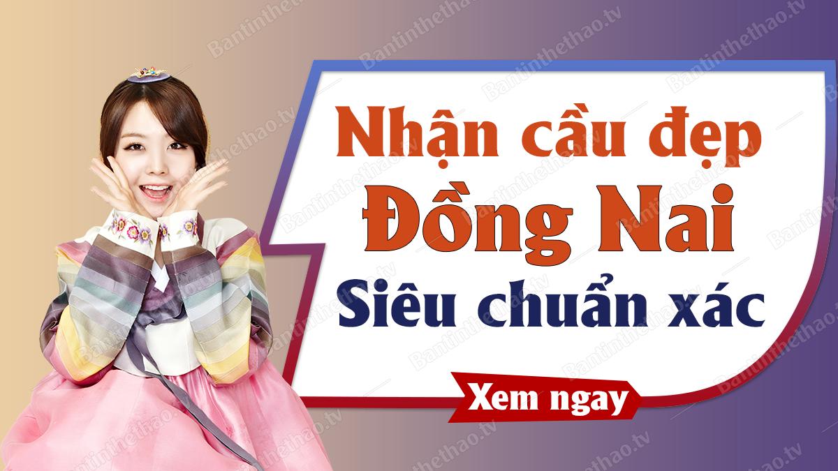 Dự đoán XSDN 2/10/2019 - Soi cầu dự đoán xổ số Đồng Nai ngày 2 tháng 10 năm 2019