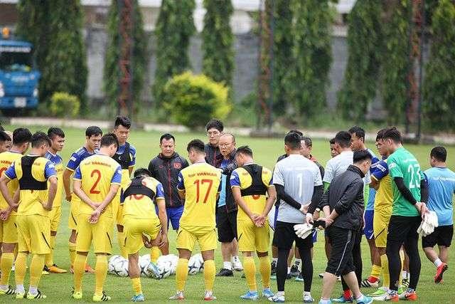 Đội tuyển Việt Nam gần như đã sẵn sàng cho trận đấu với Thái Lan