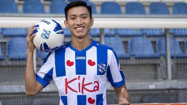 Văn Hậu có khả năng không kịp tham dự trận đấu với Ajax Amsterdam tại giải Hà Lan