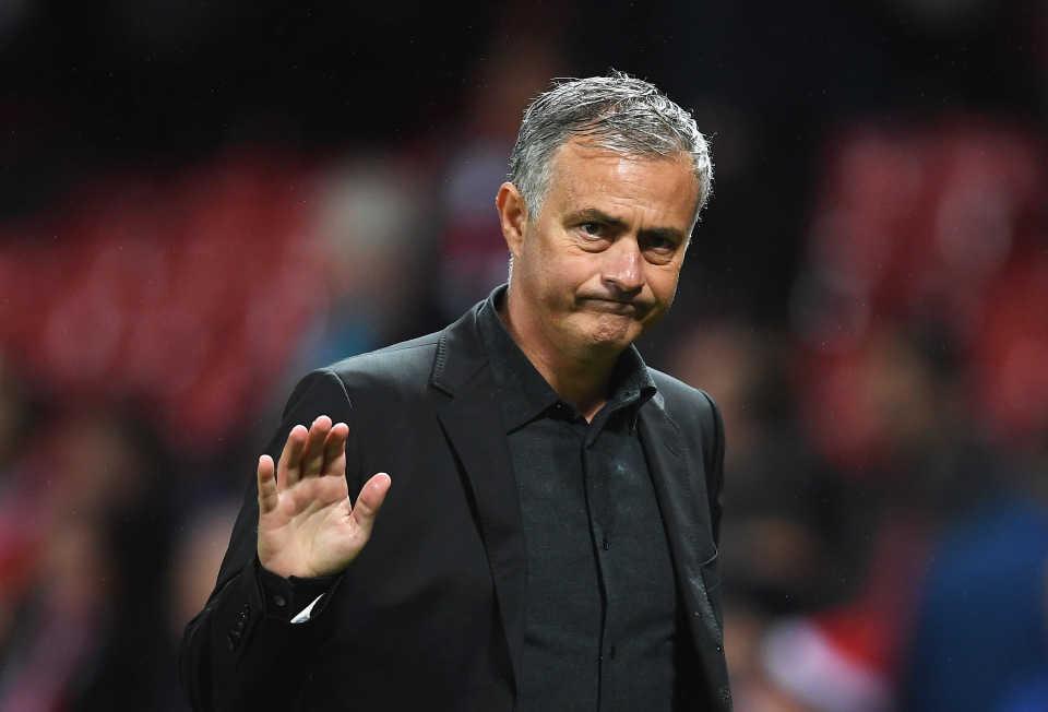 Hậu vệ Man United không có trong trí nhớ của Mourinho