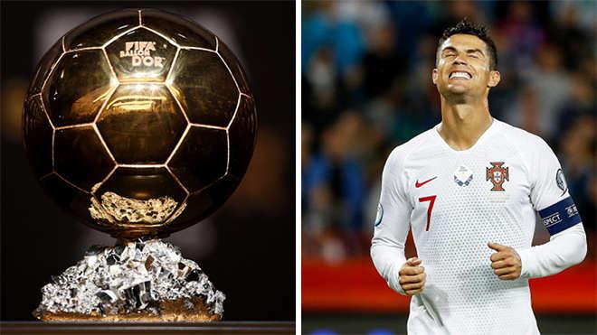 Ronaldo sẽ lại giành Bóng vàng?