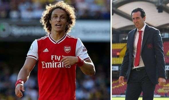 David Luiz mang đến cho HLV Emery nhiều thất vọng hơn là hy vọng