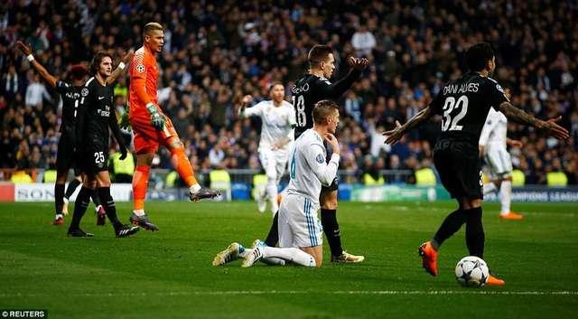 Real Madrid đang đối diện với nhiều khó khăn mùa giải này