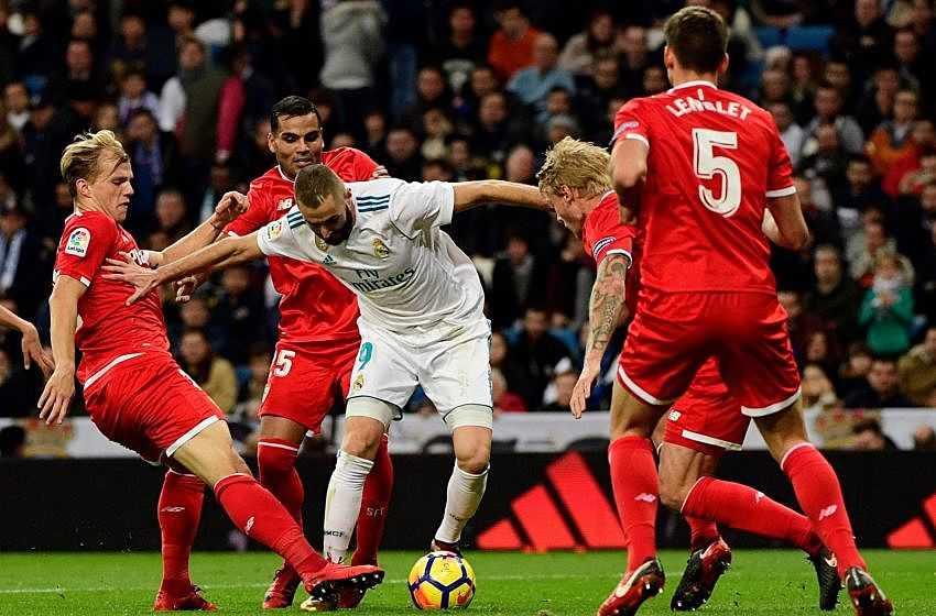 Sevilla vs Real Madrid: Thất vọng nối tiếp thất vọng?