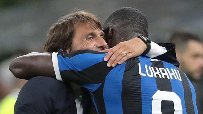 Họ cùng đem lại nụ cười cho nhau trong thời điểm khởi đầu mùa giải này ở Serie A