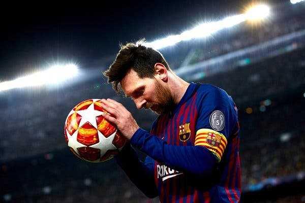 Sốc: Beckham muốn đưa Messi sang Mỹ