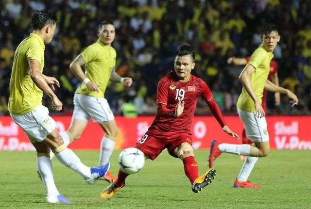 Đội tuyển Việt Nam sẽ gặp lại Thái Lan hoàn toàn khác trên sân Thammasat