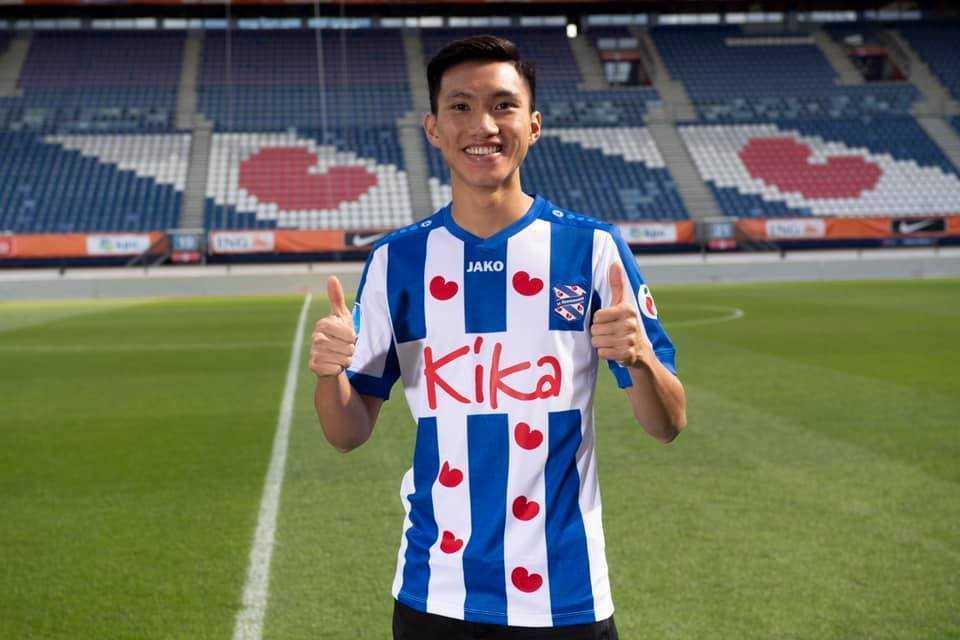 Văn Hậu sẽ thành công hay thất bại khi tới SC Heerenveen?