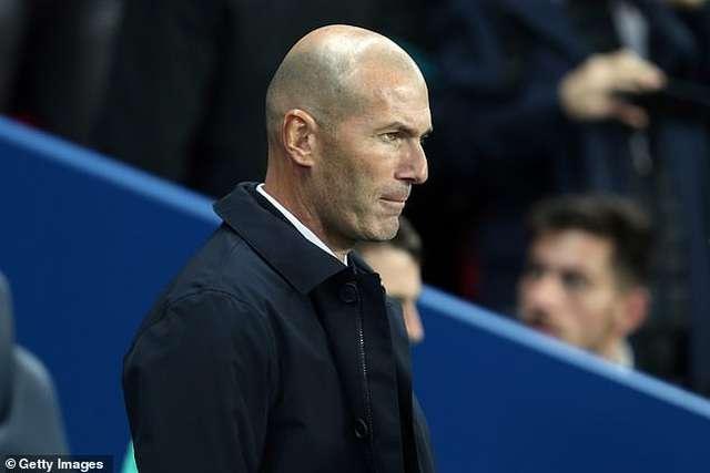 HLV Zidane thừa nhận Real Madrid thua kém PSG trên mọi phương diện