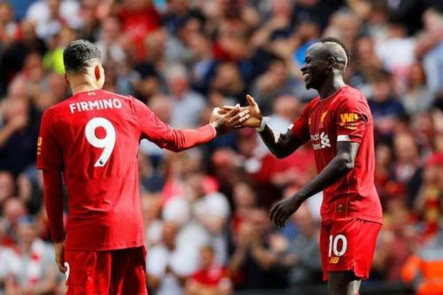 Liverpool đang toàn thắng ở Premier League