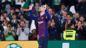 Vấn đề muôn thuở  của Barca: Không Messi, không chiến thắng