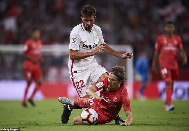 Real Madrid đang gặp những vấn đề nhất định về phong độ