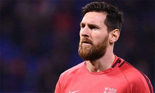 Barca đã vắt kiệt sức Messi.