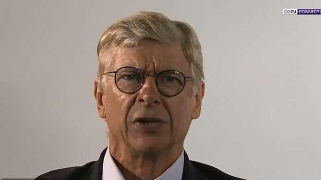 Cựu HLV Arsenal Arsene Wenger