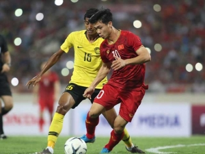 """Truyền thông Malaysia """"ngả mũ"""" trước đội tuyển Việt Nam"""