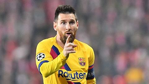 """Patrice Evra: """"Kèm Messi không có gì là khó"""""""